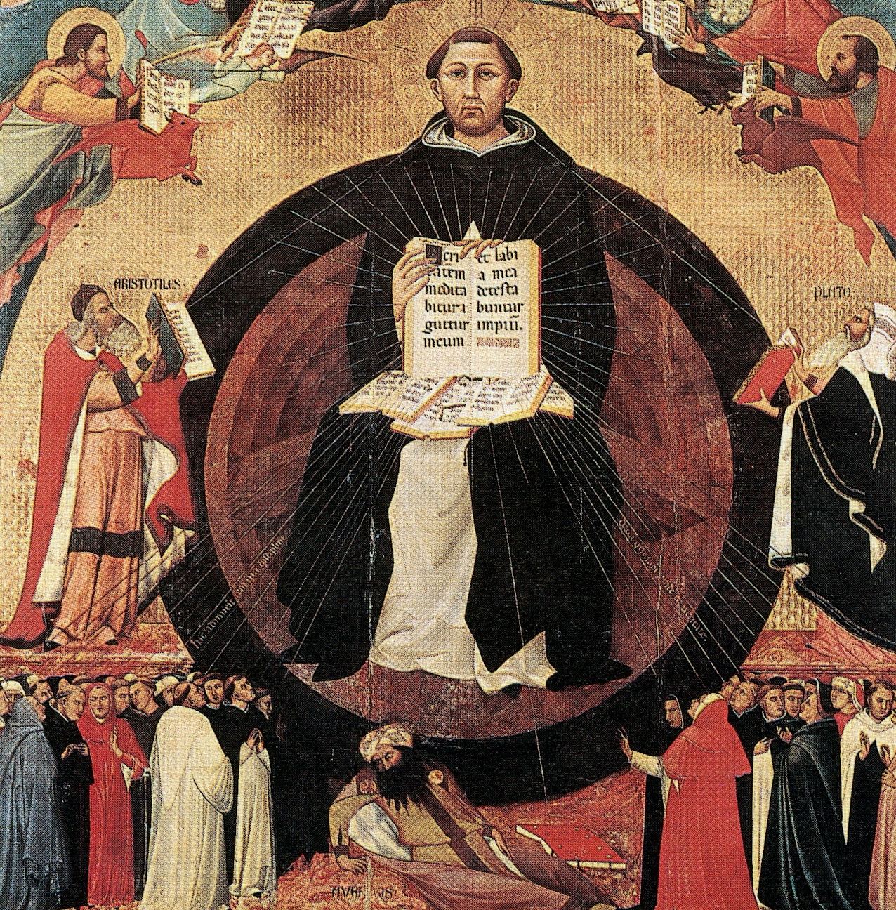 La nature des Anges dans la Somme théologique de l'Aquinate
