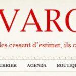 Éditorial de Rivarol « Pierre SIDOS (1927-2020) : Chef et militant nationaliste d'exception » (extrait)