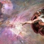 L'harmonie de l'univers tient de Dieu par Daniel Raffard de Brienne