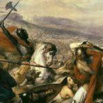 La victoire de Toulouse sur l'islam par le duc Eudes d'Aquitaine