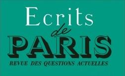 « La révolution conservatrice : un mouvement oublié de l'histoire des idées » - Écrits de Paris