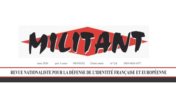 Éditorial du Militant N°730 - Leur République face à ses tares congénitales