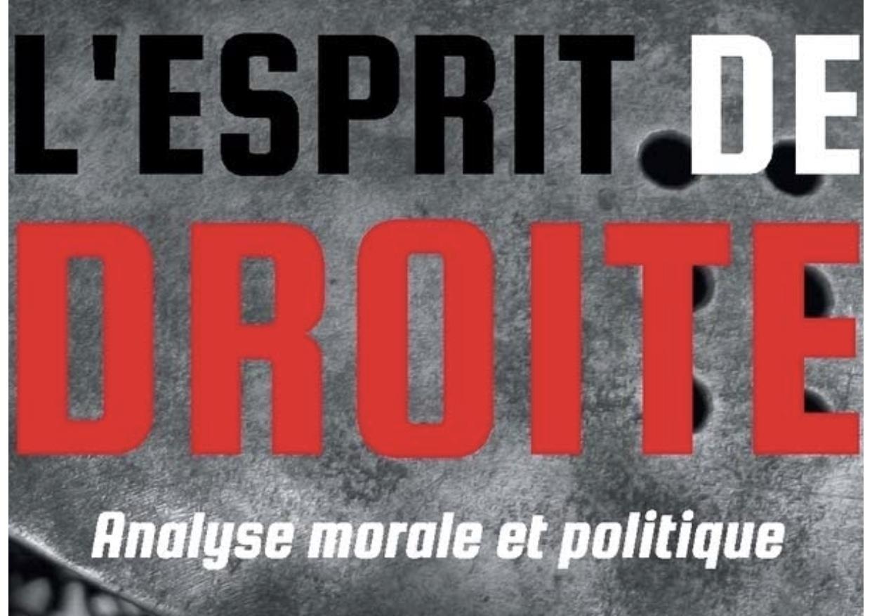 L'esprit de droite de Louis Le Carpentier par Nomos-TV