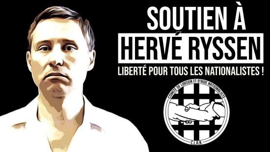 Hervé Ryssen en prison pour 17 mois! (éditorial de Jérôme Bourbon)