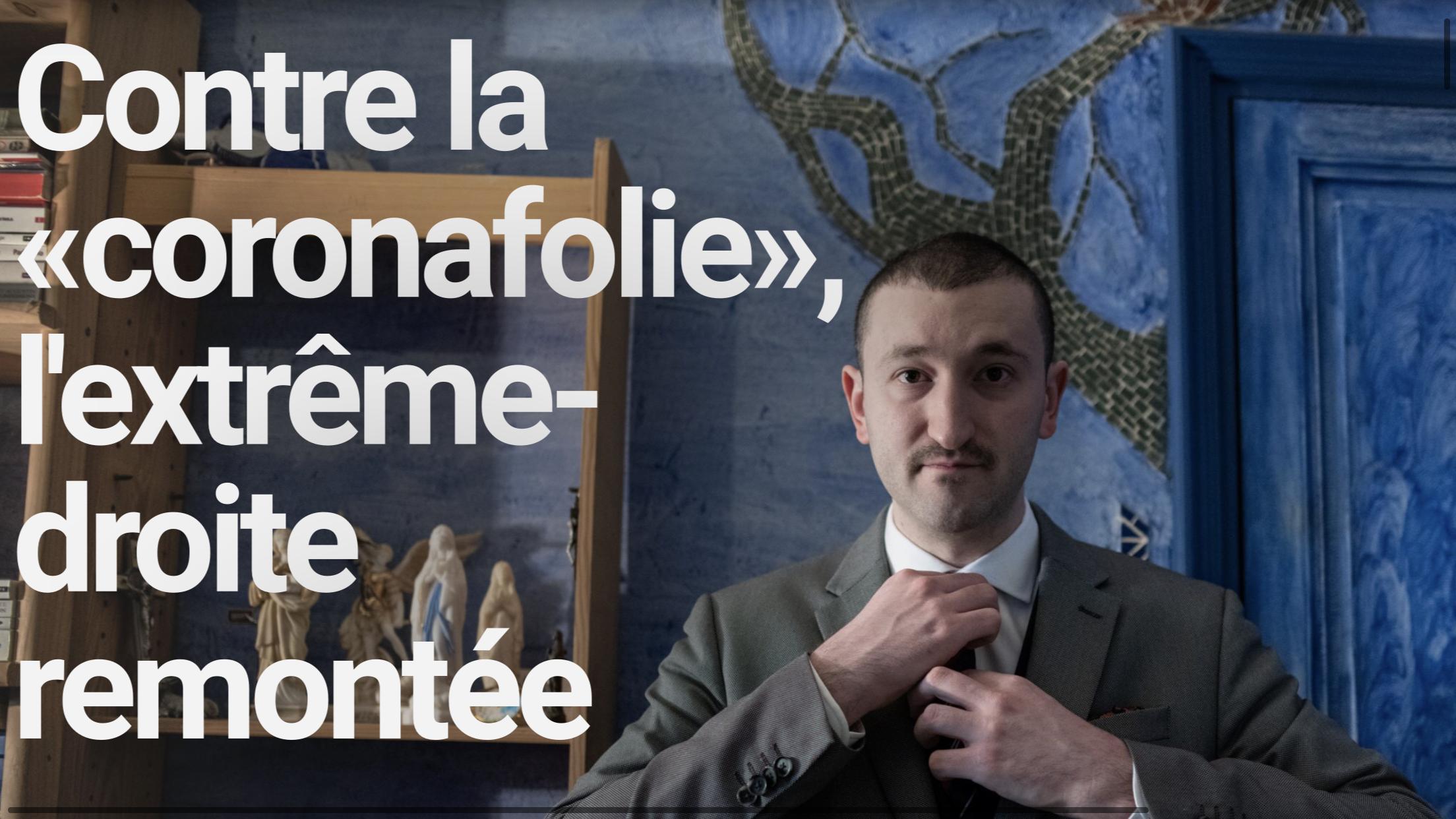 Dossier journalistique de Média Libre sur «Florian Rouanet, la &quote;tyrannie sanitaire&quote; et les Patriotes»