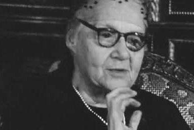 Mémoire radiophonique de Pauline de Pange