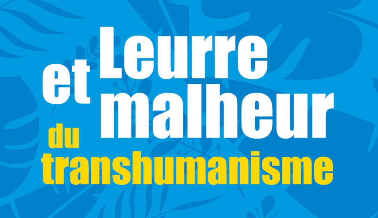Olivier Rey, pourfendeur contemporain des illusions transhumanistes
