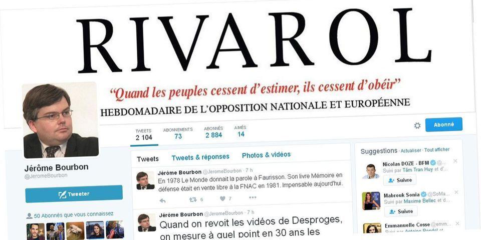 « Zemmour peut refaire le coup de Sarkozy ! » éditorial du Rivarol du 17/2/2021