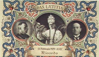 « Comment évaluer le  fascisme d'un point de vue intégralement catholique » et conférences de l'abbé Ricossa - Rivarol