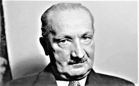 « Art, littérature, technique, mondialisation et être » avec Martin Heidegger