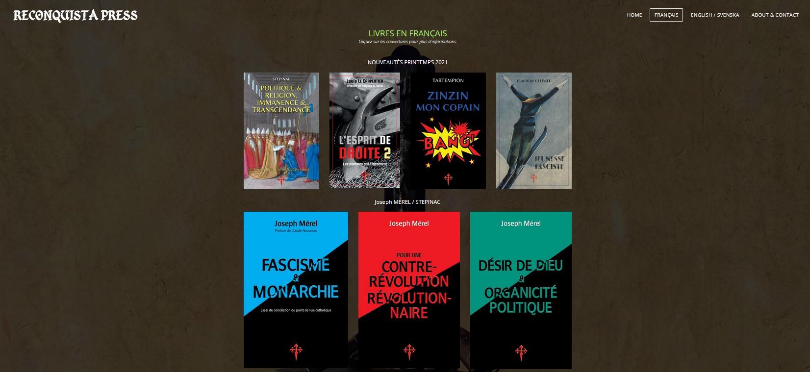 Immanence et Transcendance & L'esprit de droite 2 – Stepinac & Le Carpentier