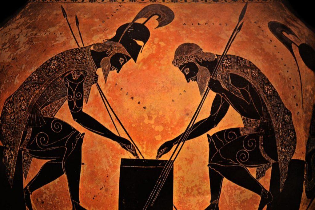 Poésie d'Homère : l'Iliade  et l'Odyssée