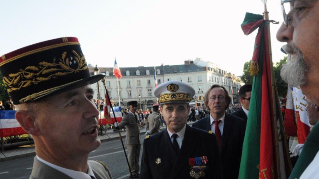 Le général Jean-Yves Lauzier rédige sur l'Europe contre l'Europe