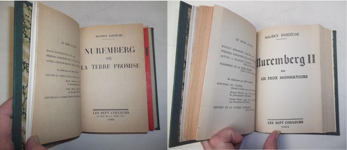 Un livre, un article : «Nuremberg ou la terre promise» de Maurice Bardèche(1948)