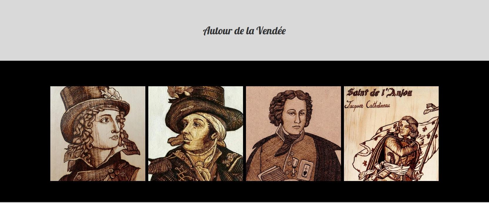 « Autour de la Vendée », quelques œuvres de Cælana Major