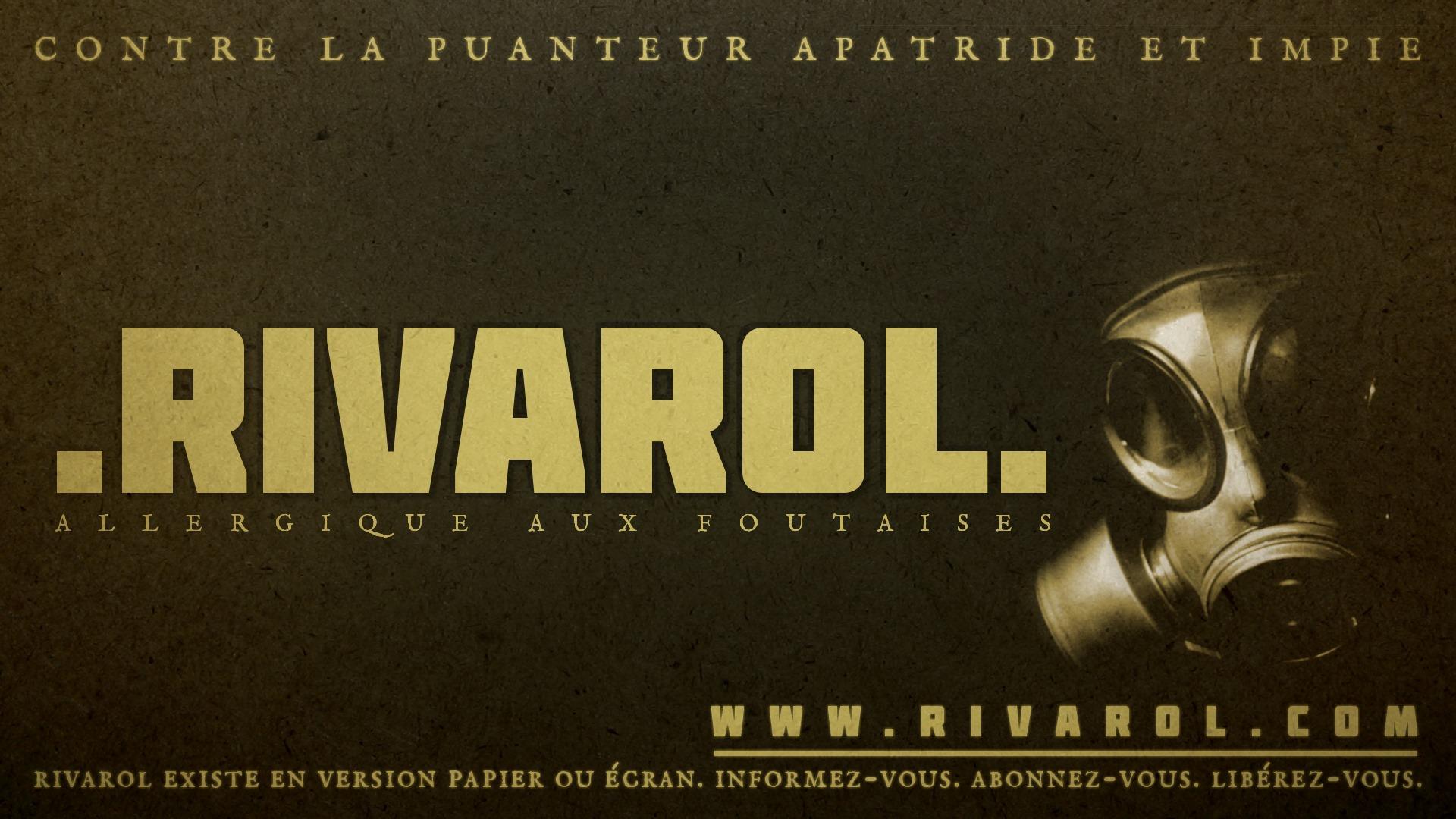 'Leur régime tyrannique est l'exact opposé de la France du Maréchal' - éditorial d'été de Rivarol