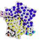 Une nouvelle étude génétique montre que la France a six groupes ethniques - ABP