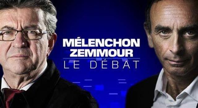 Du débat entre Eric Zemmour et Jean-Luc Mélenchon - Mite dans la caverne